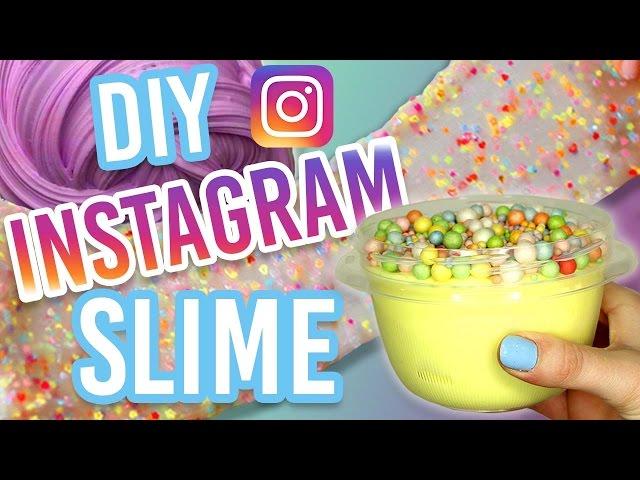 Diy instagram slime tested banana split slime trix cereal slime banana split slime trix cereal slime and rainbow glitter slime asmr ccuart Image collections