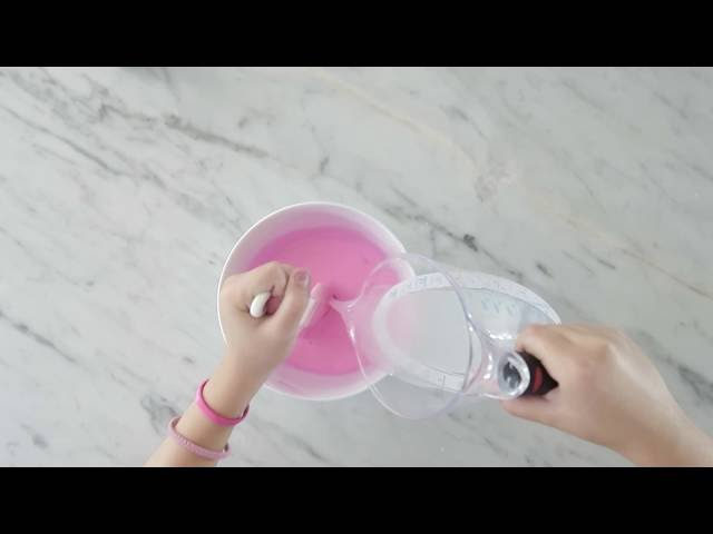 how to make slime with glue and borax