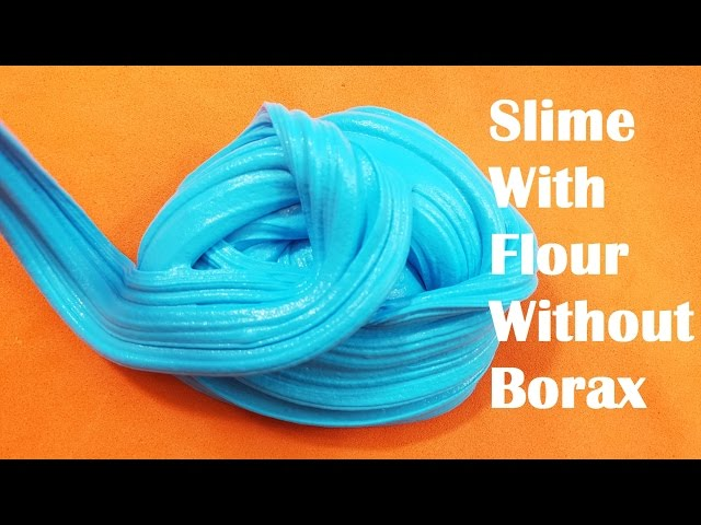 How to make slime with flour no borax testing 2 diy flour slime no how to make slime with flour no borax testing 2 diy flour slime no borax recipes ccuart Images